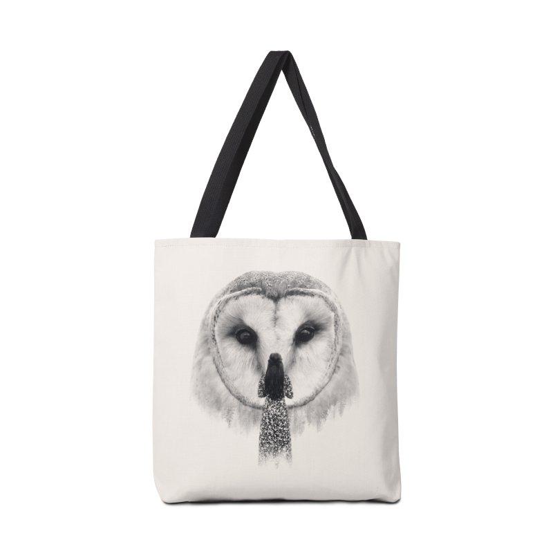 Nocturnal Friend Accessories Bag by Buko
