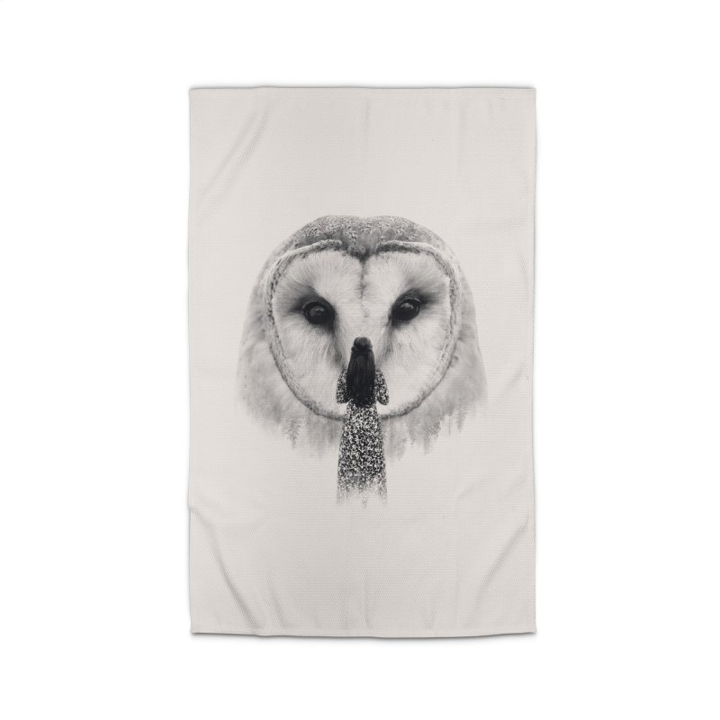 Nocturnal Friend Home Rug by Buko