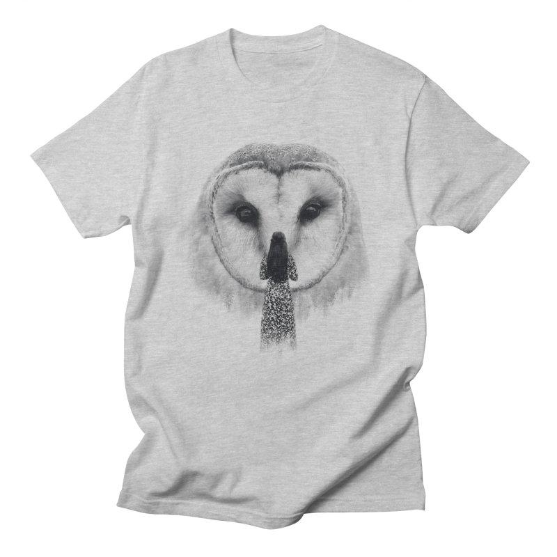Nocturnal Friend Men's T-Shirt by Buko