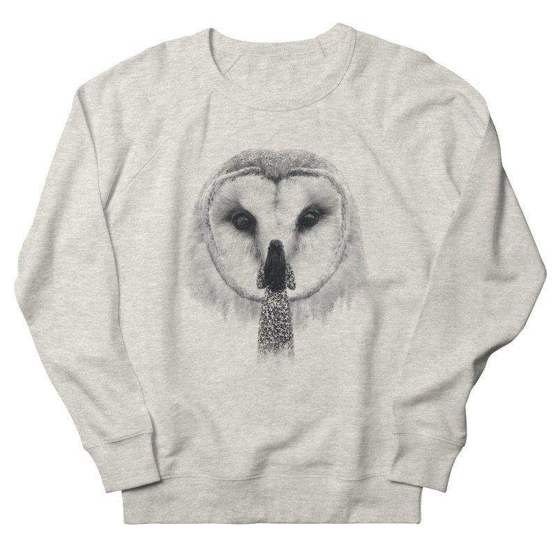 Nocturnal Friend Men's Sweatshirt by Buko