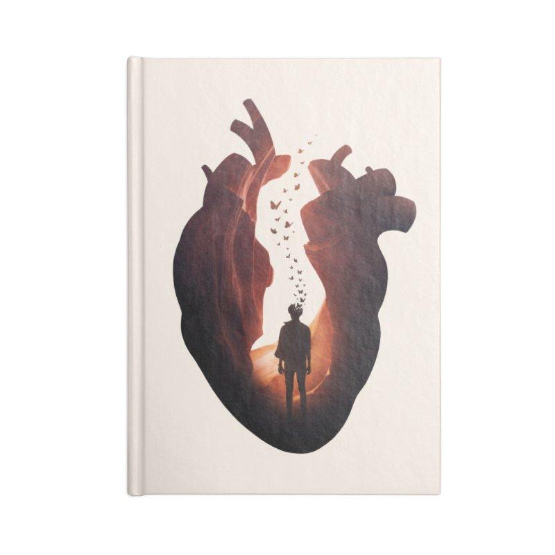 Flickering Soul Accessories Notebook by Buko