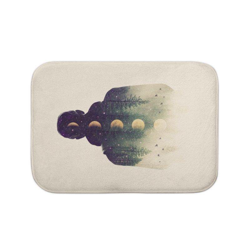Night Air Home Bath Mat by Buko