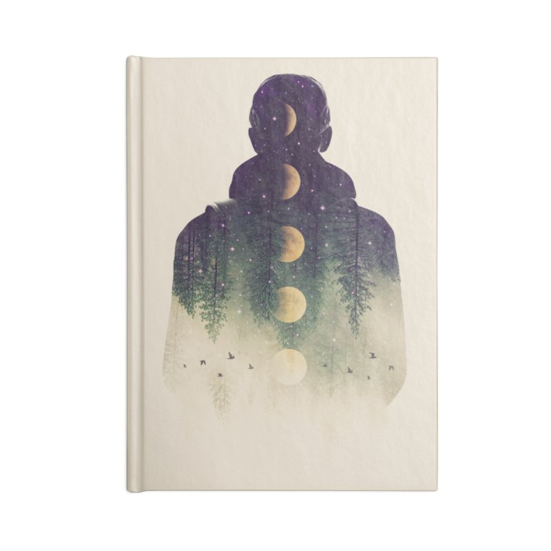 Night Air Accessories Notebook by Buko