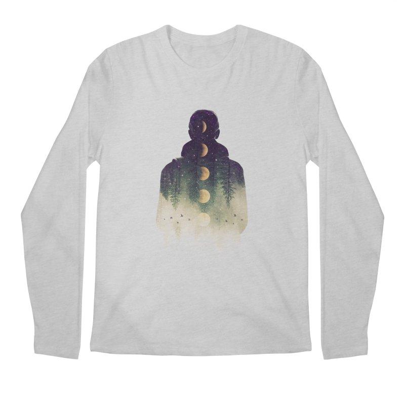 Night Air Men's Longsleeve T-Shirt by Buko