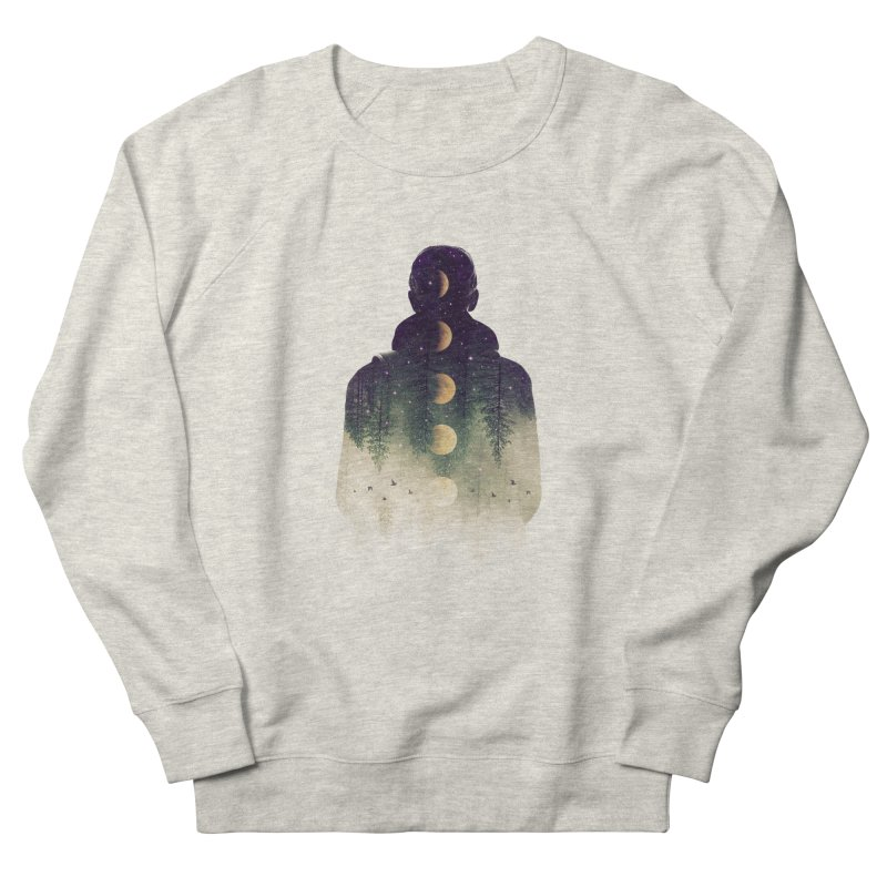 Night Air Men's Sweatshirt by Buko