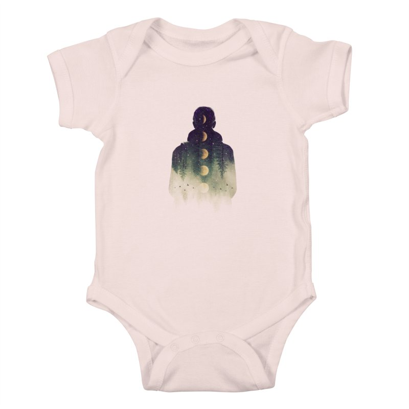 Night Air Kids Baby Bodysuit by Buko
