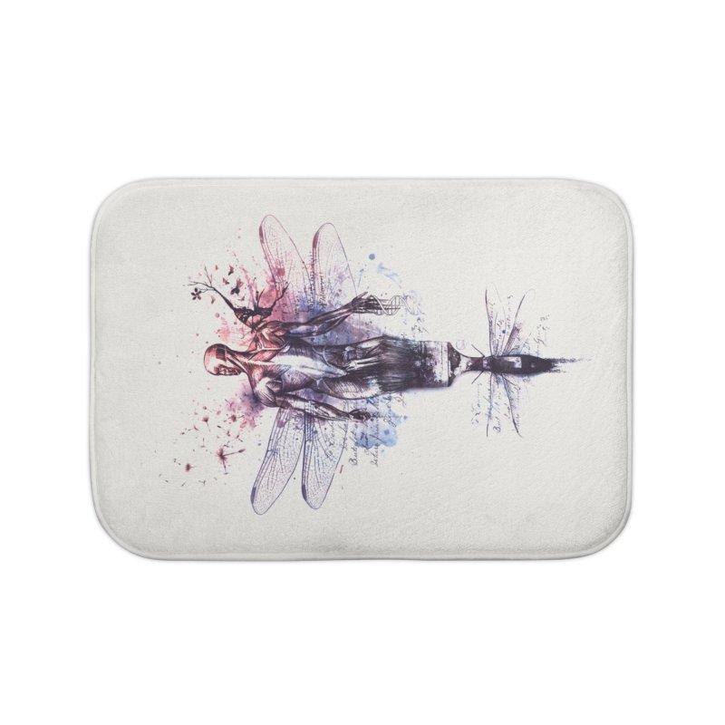 Metamorphose Home Bath Mat by Buko