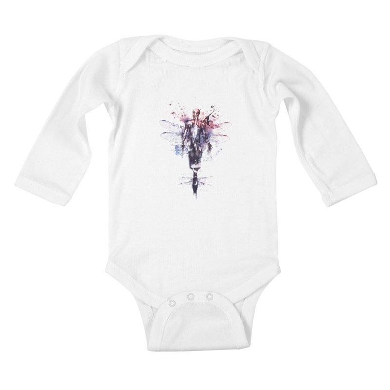 Metamorphose Kids Baby Longsleeve Bodysuit by Buko