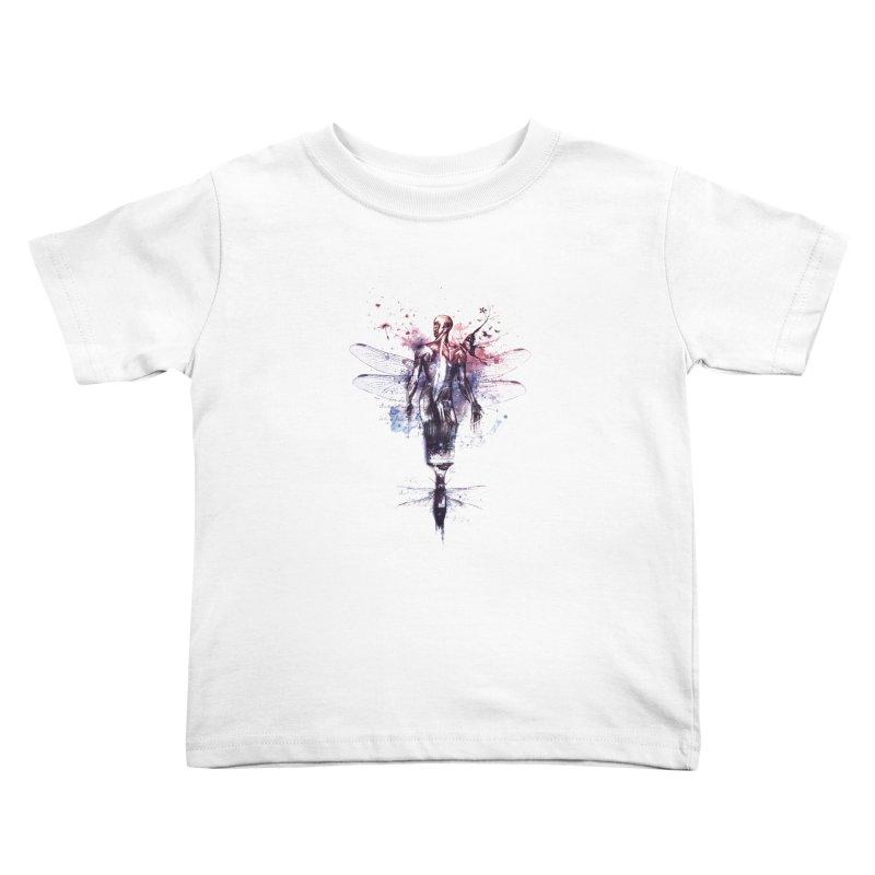Metamorphose Kids Toddler T-Shirt by Buko