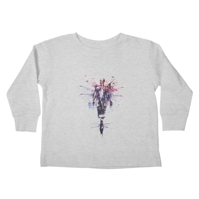 Metamorphose Kids Toddler Longsleeve T-Shirt by Buko