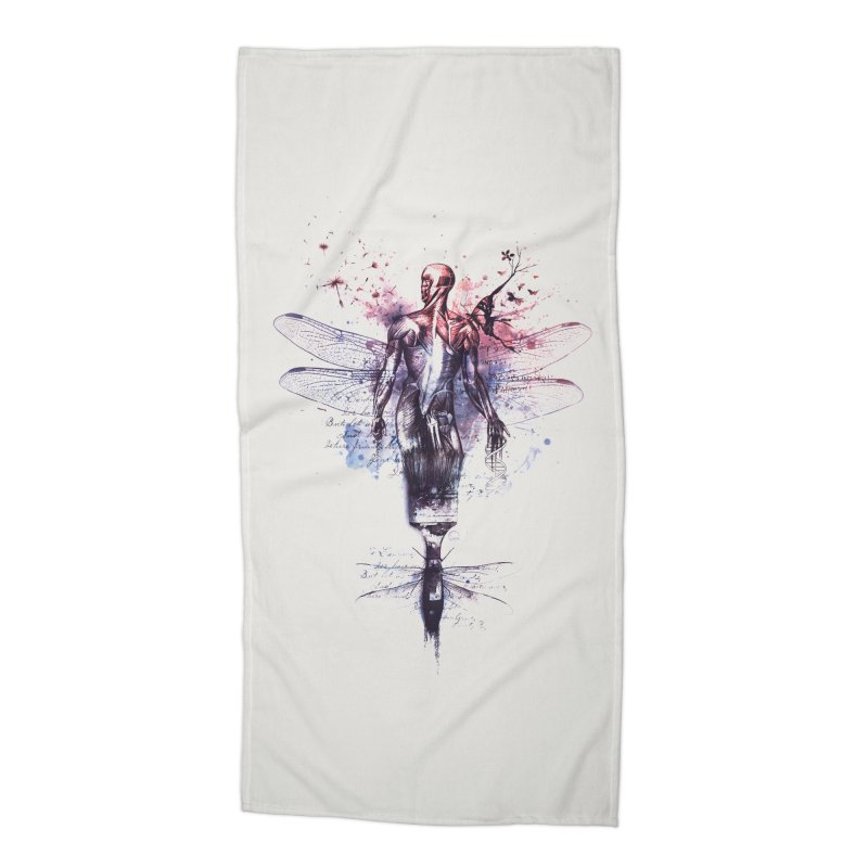 Metamorphose Accessories Beach Towel by Buko