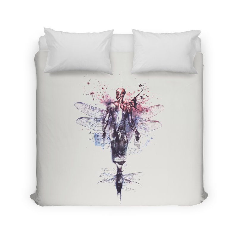Metamorphose Home Duvet by Buko