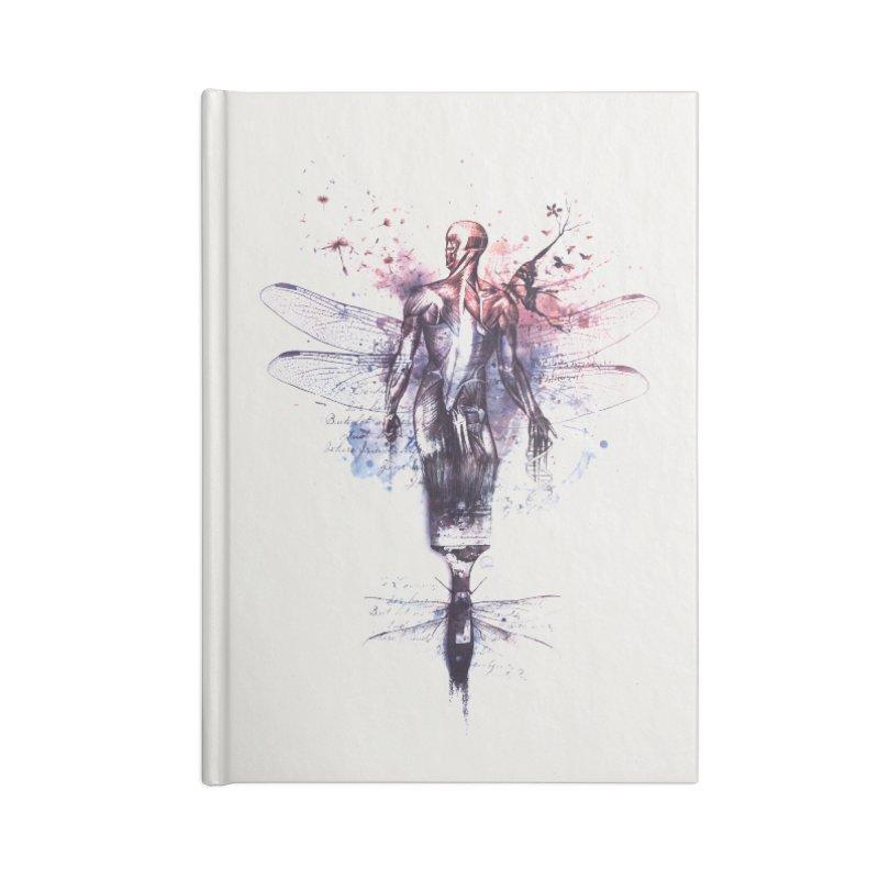 Metamorphose Accessories Notebook by Buko