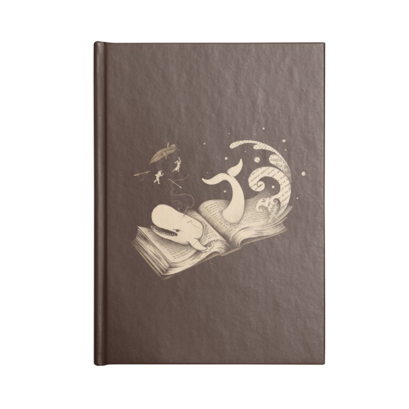 Moby Accessories Notebook by Buko