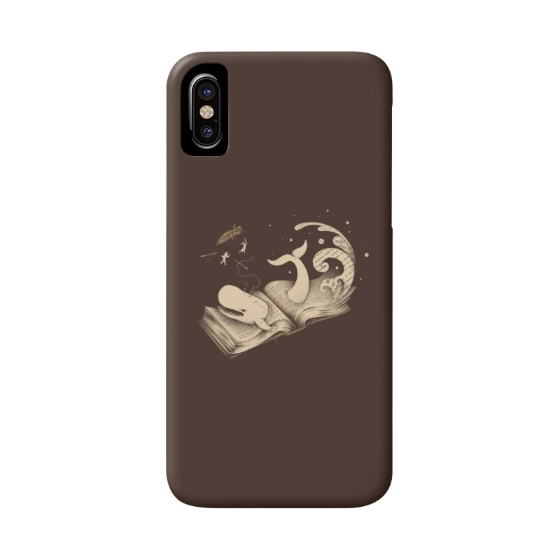 Moby Accessories Phone Case by Buko