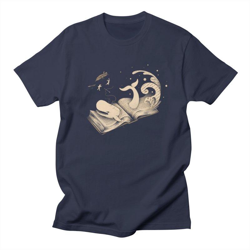 Moby Men's T-Shirt by Buko