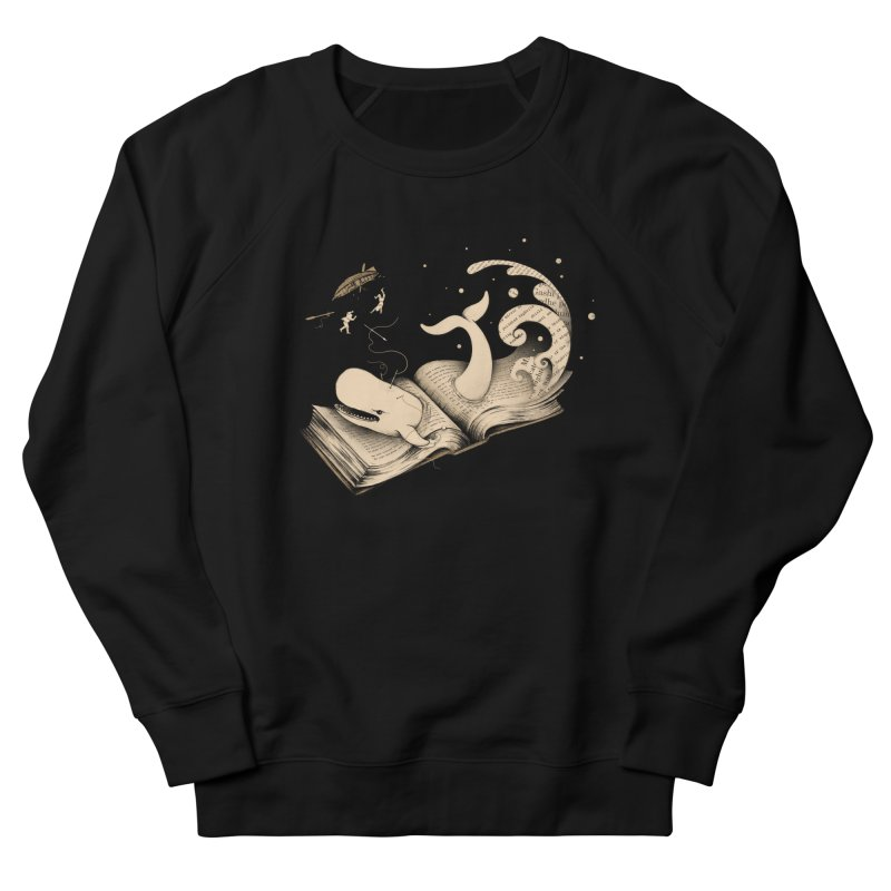 Moby Women's Sweatshirt by Buko