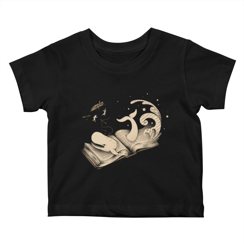 Moby Kids Baby T-Shirt by Buko