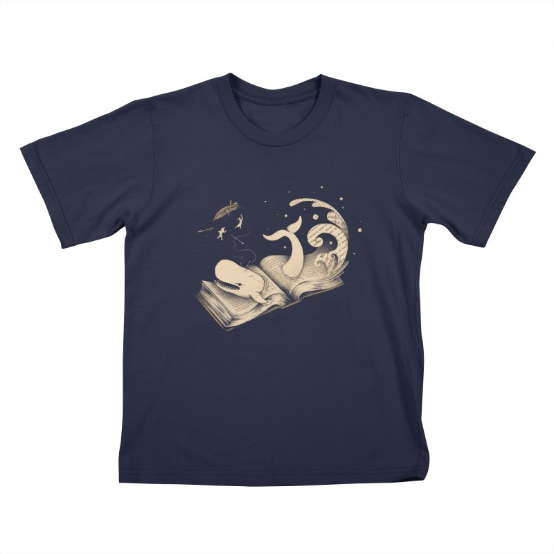 Moby Kids T-Shirt by Buko
