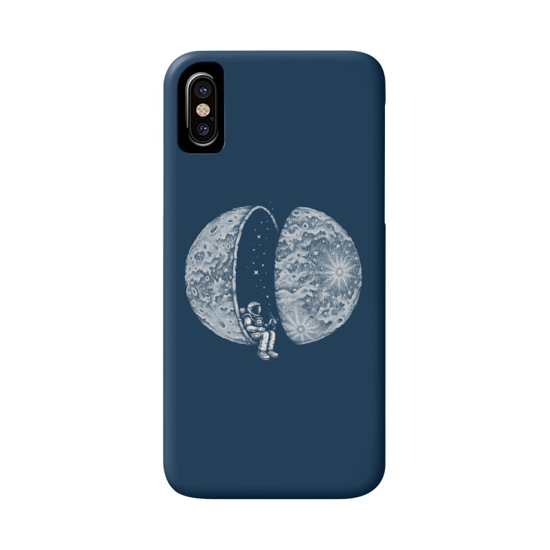 Chilling in Space Accessories Phone Case by Buko