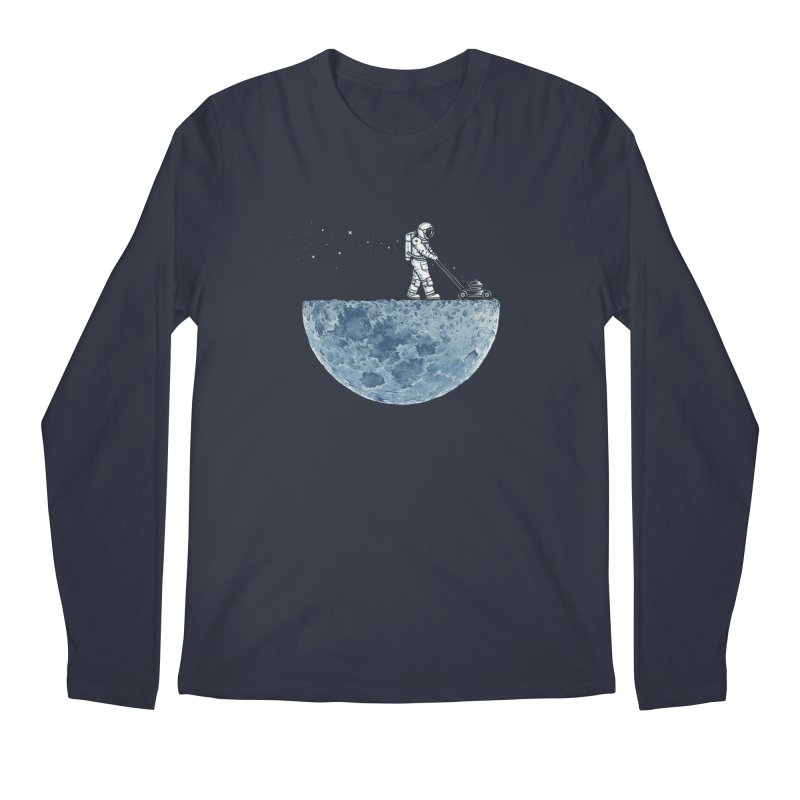 Mown Men's Longsleeve T-Shirt by Buko