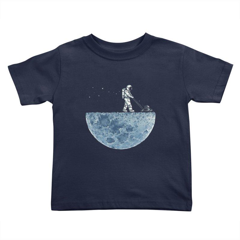 Mown Kids Toddler T-Shirt by Buko
