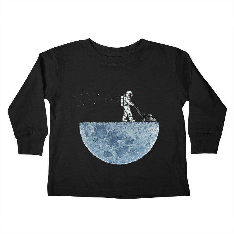 Mown Kids Toddler Longsleeve T-Shirt by Buko