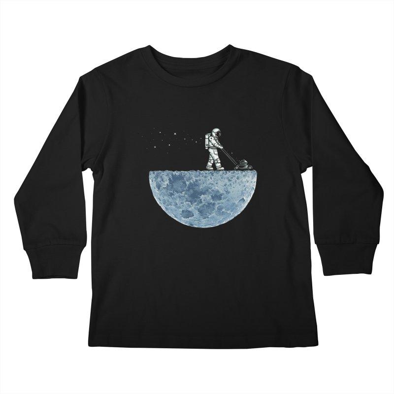 Mown Kids Longsleeve T-Shirt by Buko
