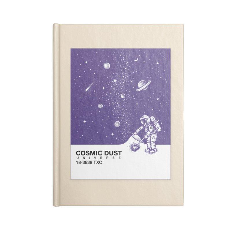 Cosmic Dust Accessories Notebook by Buko