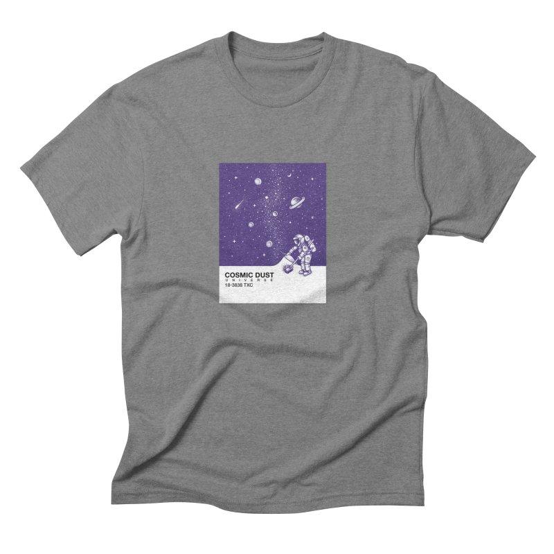 Cosmic Dust Men's Triblend T-Shirt by Buko
