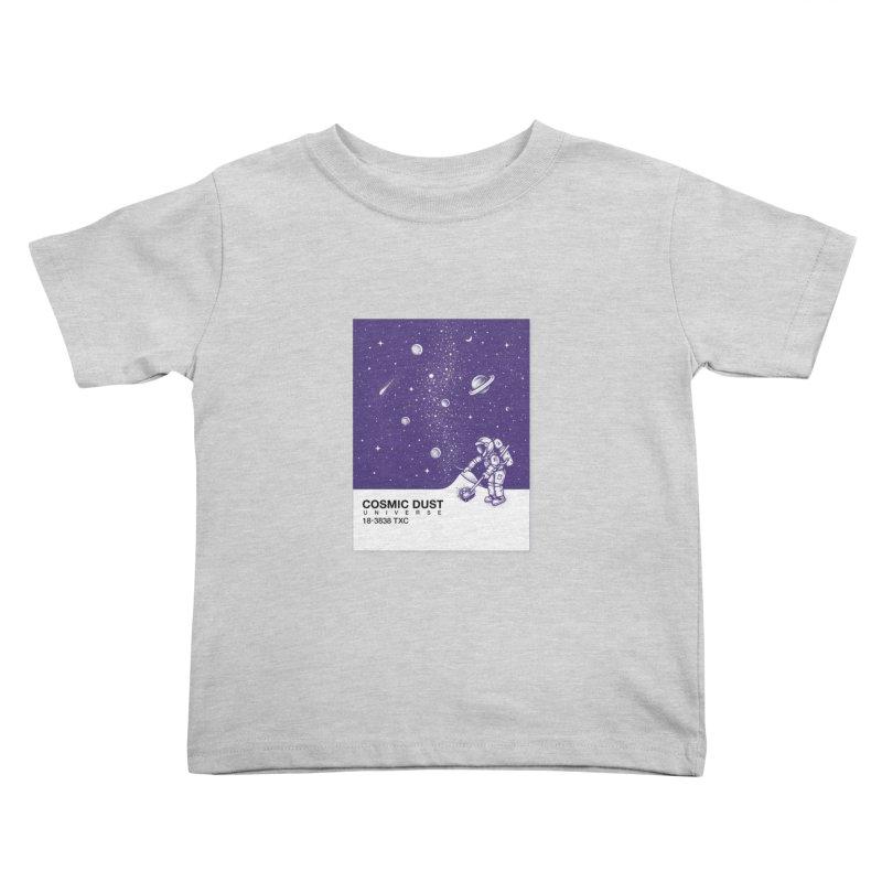 Cosmic Dust Kids Toddler T-Shirt by Buko
