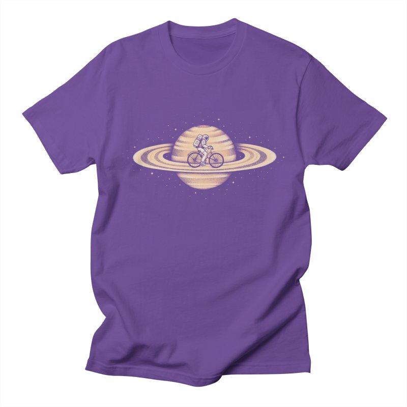 Space Ride Men's T-Shirt by Buko
