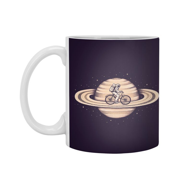 Space Ride Accessories Mug by Buko