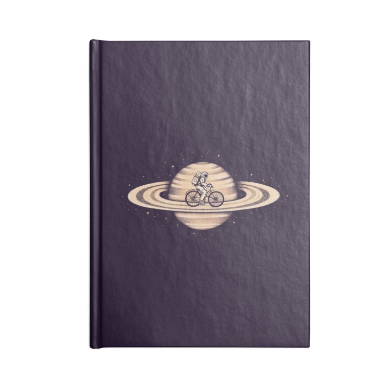 Space Ride Accessories Notebook by Buko