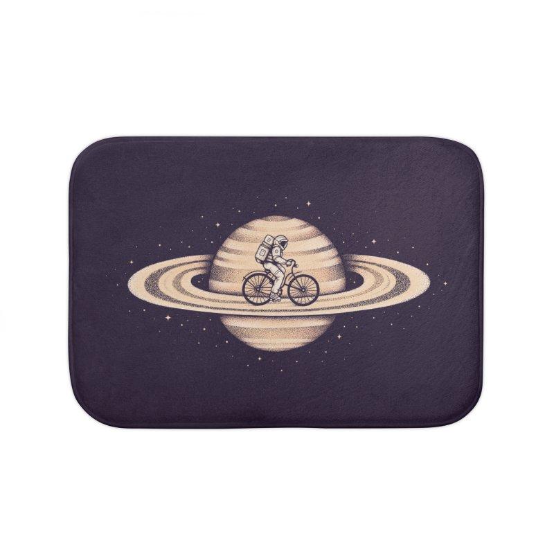 Space Ride Home Bath Mat by Buko