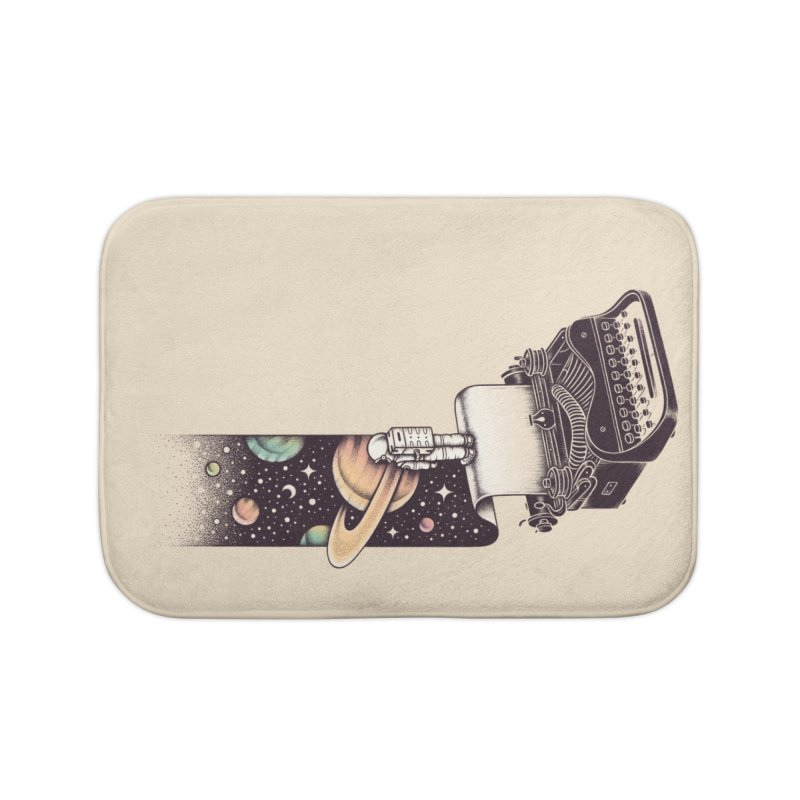 Beyond Your Imagination Home Bath Mat by Buko