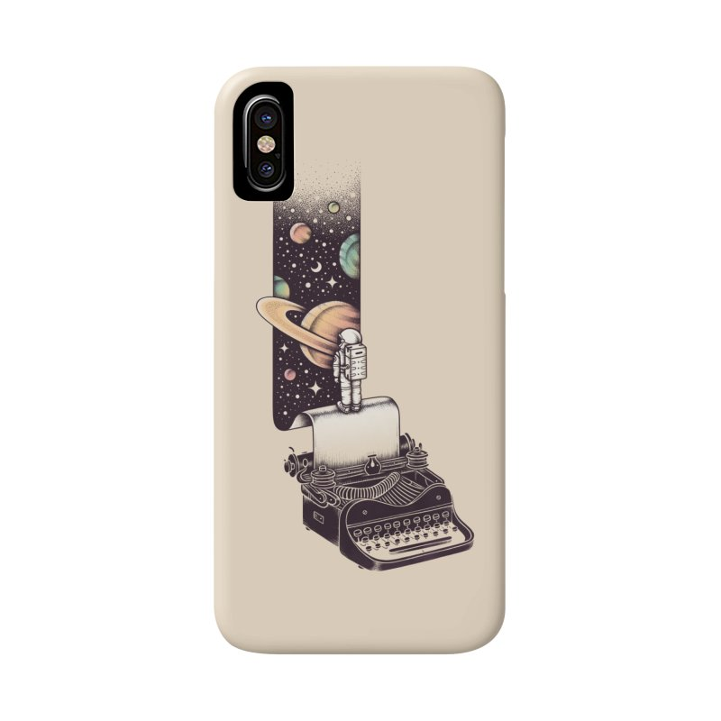 Beyond Your Imagination Accessories Phone Case by Buko