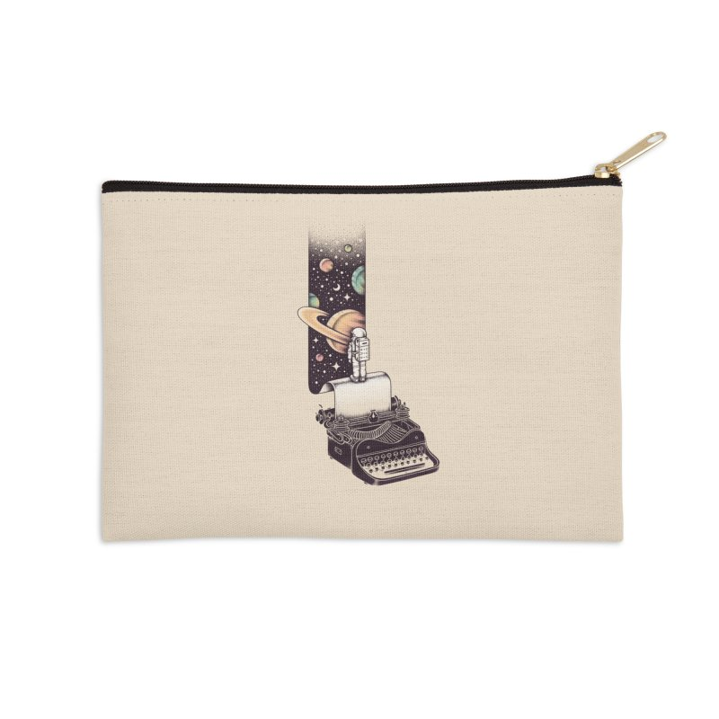 Beyond Your Imagination Accessories Zip Pouch by Buko
