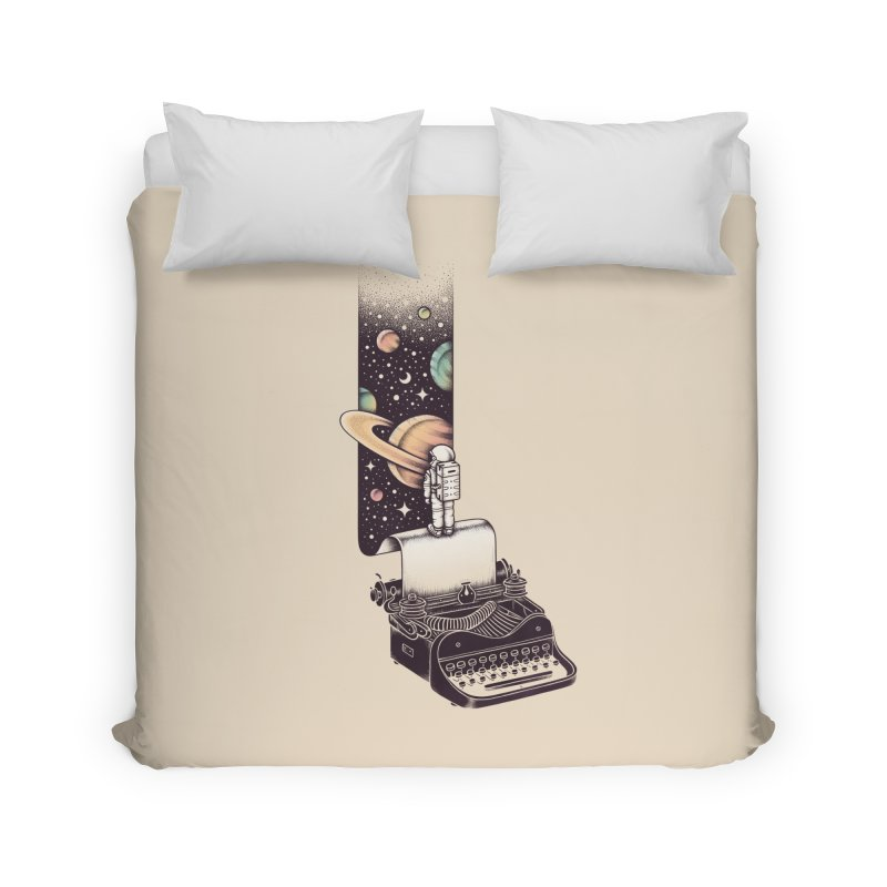 Beyond Your Imagination Home Duvet by Buko