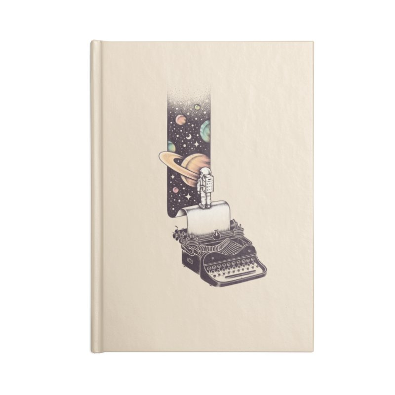 Beyond Your Imagination Accessories Notebook by Buko