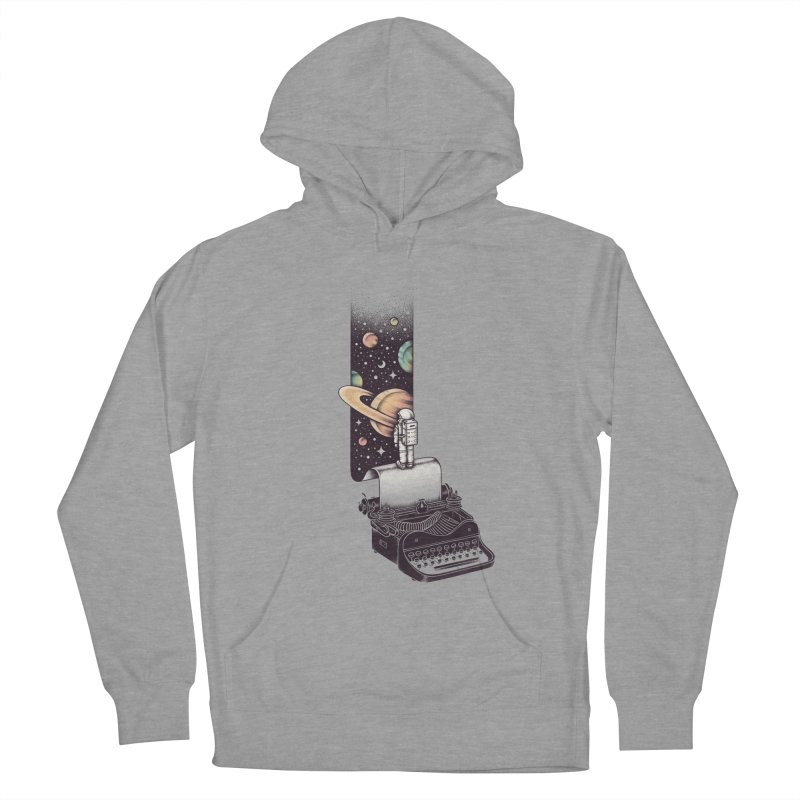Beyond Your Imagination Women's Pullover Hoody by Buko