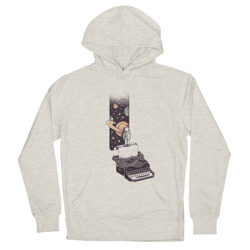 Beyond Your Imagination Men's Pullover Hoody by Buko