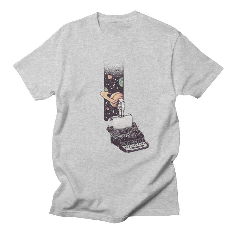 Beyond Your Imagination Men's T-Shirt by Buko