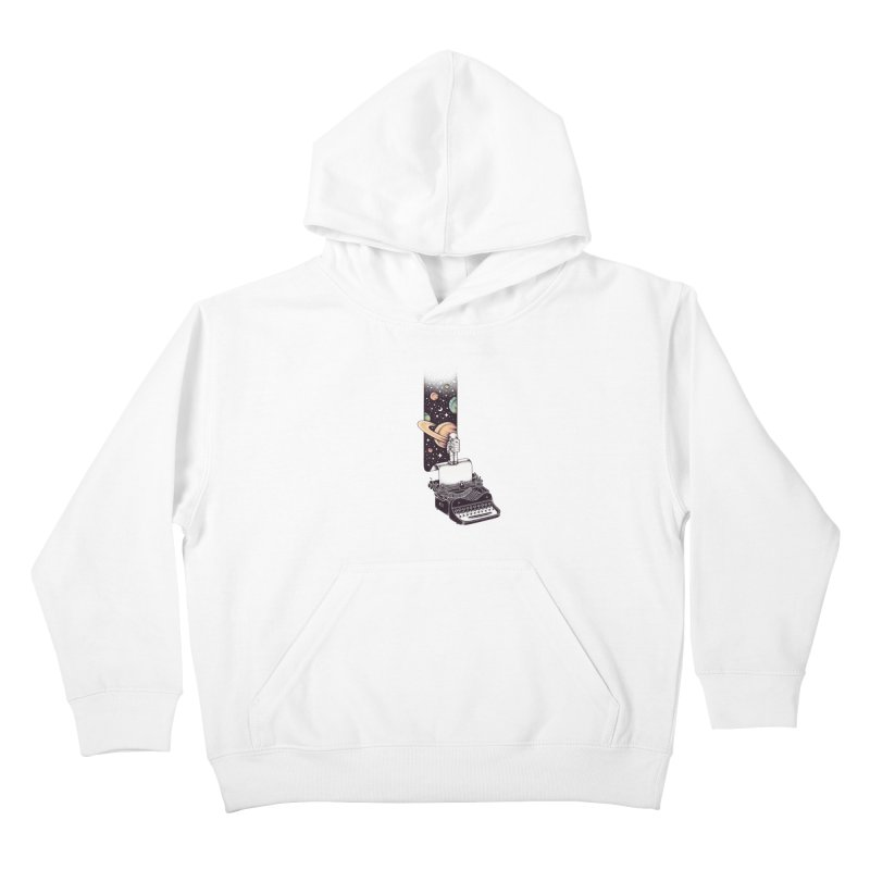 Beyond Your Imagination Kids Pullover Hoody by Buko