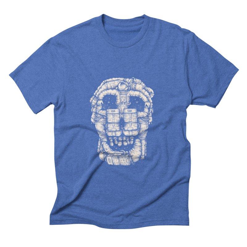 Voluptuous Death Men's Triblend T-Shirt by Buko