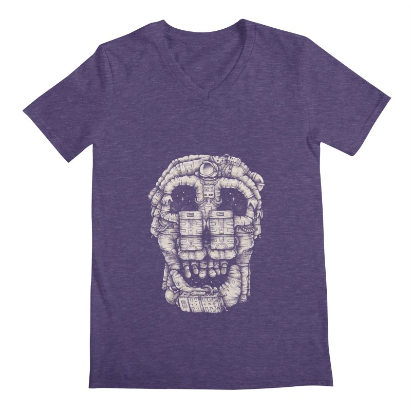 Voluptuous Death Men's V-Neck by Buko