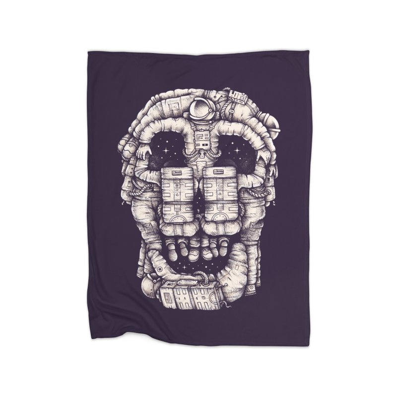 Voluptuous Death Home Blanket by Buko