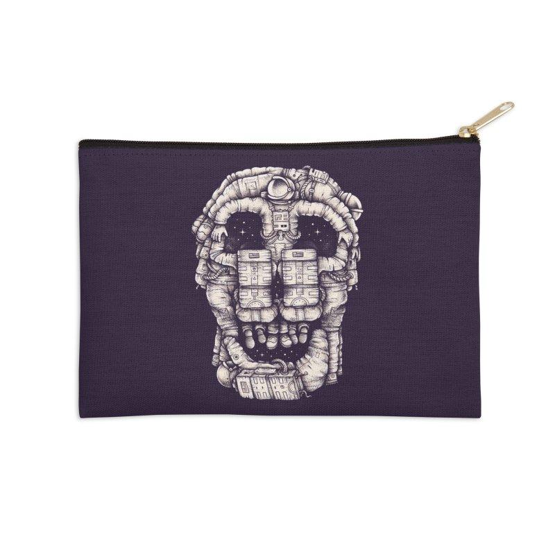 Voluptuous Death Accessories Zip Pouch by Buko
