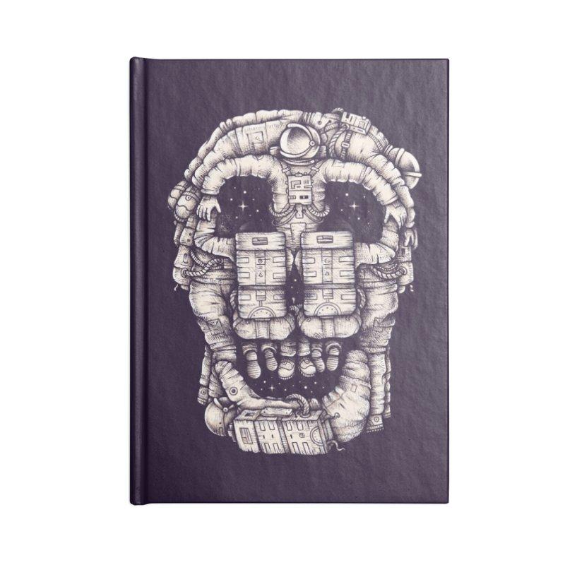 Voluptuous Death Accessories Notebook by Buko