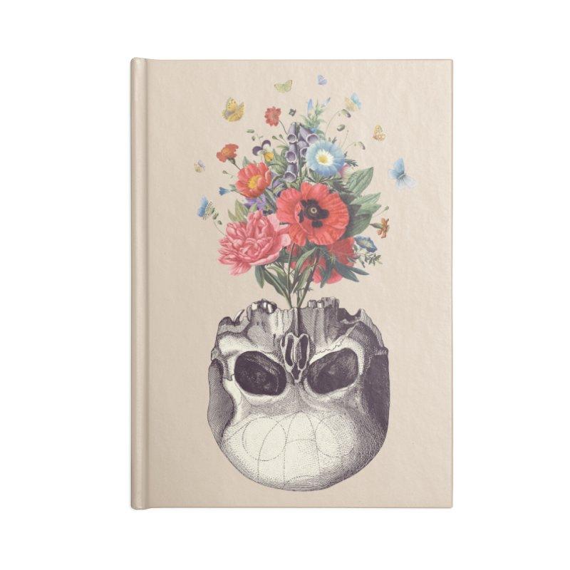 Memento Mori Accessories Notebook by Buko